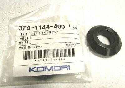 Genuine Oem Komori Wheel 374-1144-400 Printing Press Part Printer 120711 New