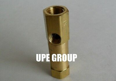 Brass In Line Check Valve Compressed Air Compressor Vertical Or Horizontal 14