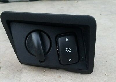 11-16 Ford F250 F350 electric adjustable panel control switch power outlet