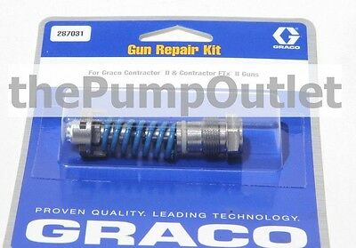 Graco Contractor Ii Graco Contractor Ftx Ii Gun Repair Kit 287031 287-031 Oem