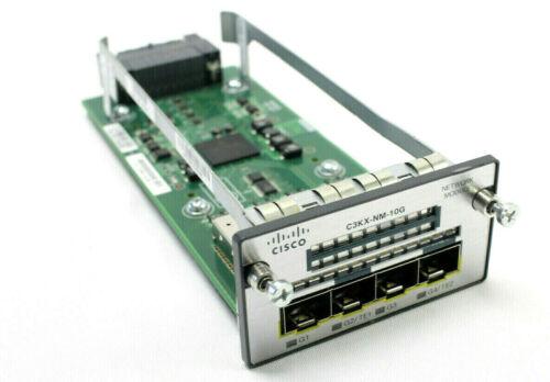 Cisco C3KX-NM-10G Network Module NM10G
