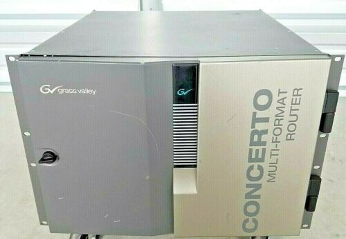 Grass Valley Concerto Multi-Format Router