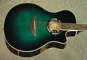 Yamaha Apx500ii Acoustic Guitar Cutaway Electric Oriental