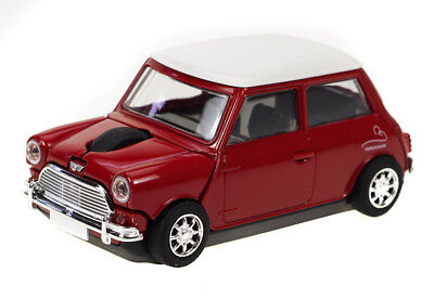 Motormouse Collectable Red Classic Mini Cooper Wireless Computer Mouse