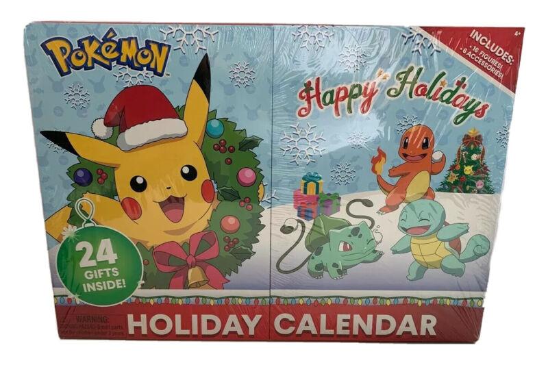 """BRAND NEW SEALED"" 2020 Pokemon Holiday Calendar"