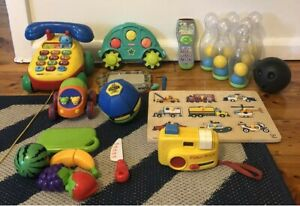 Toy package all for $15