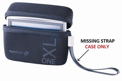 TOMTOM One XL Genuine Tom Tom Hardcover Carry Case ONLY - NO STRAP - Black  One Xl Carry Case