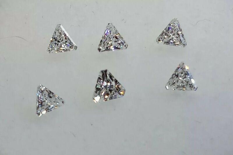 Fabulite strontium titanate ClearAntiqueVintage gemstone new antique stock fb104