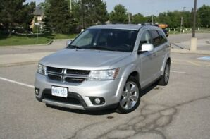 DODGE JOURNEY R/T AWD NAVIGATION, SUNROOF, 7 SEATER/PASSENGER