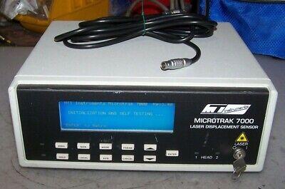 Mti Instruments Microtrak 7000 Laser Displacement Sensor 100230 Vac