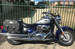 Suzuki VL800,C50 Boulevard Cruiser, may trade road bike $5900. Youngtown Launceston Area Preview