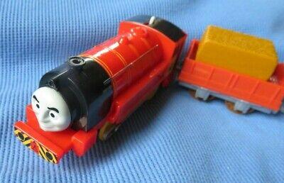 Thomas & Friends VICTOR SODOR STEAMWORKS TENDER HAY trackmaster motorized 2013