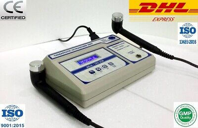 New 13 Mhz Ultrasound Therapy Pain Relief Therapy Dual Frequency Delta Xsw