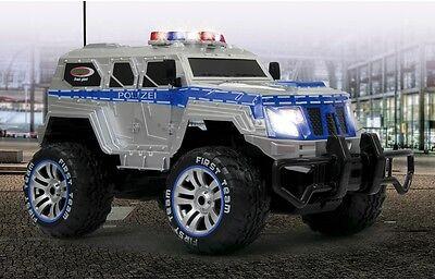 RC Polizei Auto   - Ferngesteuert -   Panzer Wagen        39cm groß     <<TOP>>
