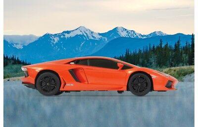 RC Lamborghini Aventador 1:24 orange 27MHz ferngesteuertes Modellauto 404400