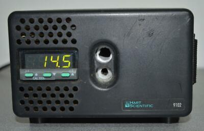Hart Scientific 9102 Dry Block Calibrator Nice