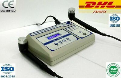 Delta 1 3 Mhz Ultrasound Therapy Physiotherapy Device 103 Lcd Pain Relief Unit