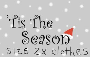 Free woman 2x clothes