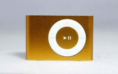 GENUINE APPLE IPOD SHUFFLE 2ND GEN 1GB A1204 IPOD MP3 PLAYER   NO ACCESSORIES