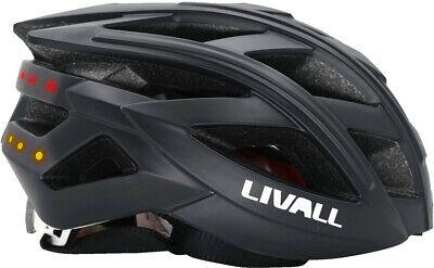 LIVALL BH60SE Smart Bluetooth De Casco Bicicleta LED Bliker Negro 55-61CM -...