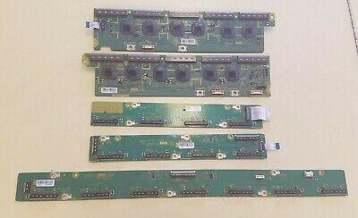 Panasonic SU, SD, C1, C2, & C3 Scan & Buffer Boards for TCP50S2