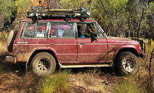 1989 Mitsubishi Pajero Southern Midlands Preview