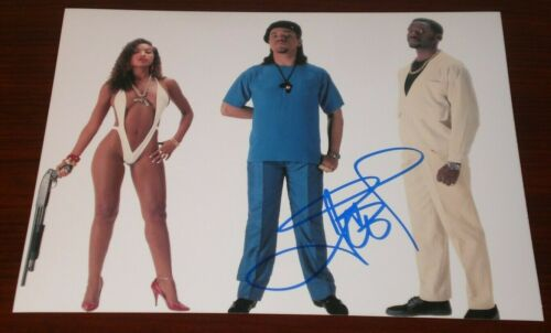 ICE T SIGNED CLASSIC RAPPER POWER RECORD 8X10 PHOTO AUTOGRAPH COA LA GANGSTER OG