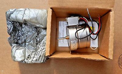 Hurst Synchronous Instrument Motor 120 Rpm 115v Pn 990482