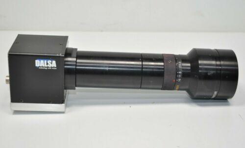 Dalsa DS-24-02M30-12E Machine Vision Camera 2MP 30FPS w/ Melles Griot Lens