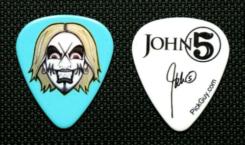 JOHN 5 - 2016 Tour Guitar Pick ROB ZOMBIE / MARILYN MANSON