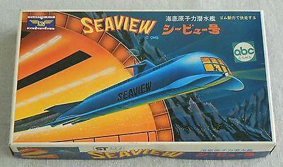 Voyage To The Bottom Of The Sea Submarine Seaview  Midori Kit