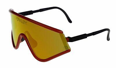 Oakley Eyeshade 30yr Heritage Collection Red w/Fire Iridium  9259-05