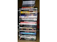 Selection of pc games and software