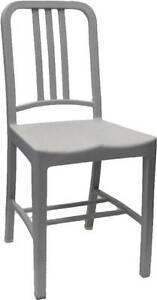 New Replica Emeco Navy Dining Chairs Grey Outdoor Furniture