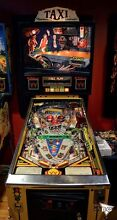 Wanted system 11 pinball machines any condition Erina Gosford Area Preview