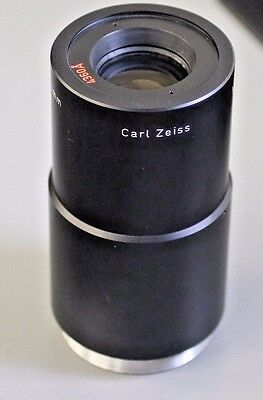 Carl Zeiss S-planar 116 F50mm Objective Lens