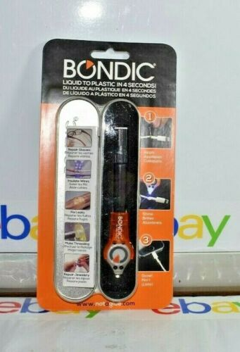 Bondic Repair Anything 100% Non Toxic Liquid Plastic Welder - UV 3D Tool - SK001