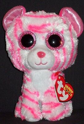 """TY BEANIE BOOS - ASIA the 6"""" TIGER - MINT with MINT TAG - EUROPEAN EXCLUSIVE"""