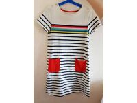 EXCELLENT CONDITION boden girls dress 7-8 y