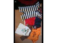 6-9 months clothing bundle boys