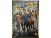 Big Bang Theory DVD Season 1-6