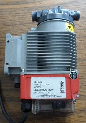 Jesco Diaphragm Dosing Pump De2 Magdos-de2 Model 1102a0002c-2dw
