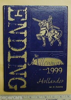 1999 Holland Patent High School Yearbook Annual Oneida County New York Ny