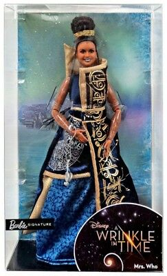 Disney A Wrinkle in Time Barbie Mrs. Who Doll