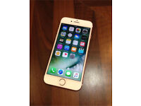 iPhone 7 32gb rose gold Vodafone 9 months warranty sell/swap