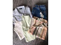 Clothes bundle size 8-10 £25 ono