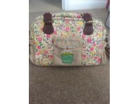 Yummy Mummy Flower Changing Bag