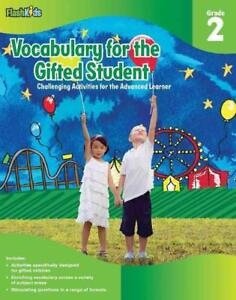 Flash Kids-Vocabulary For The Gifted Student G BOOK NEU