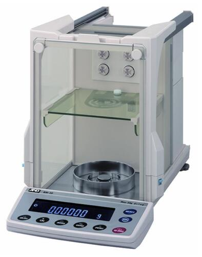 A&D BM-500 Analytical Lab Balance  520 g x 0.1 mg  NEW