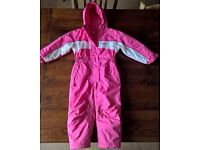 Alpine Snow Suit - Girls Age 3